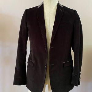 Gucci men's corduroy dinner jacket